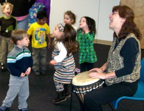 Drumming for Children