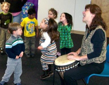 Drumming for Children