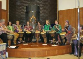 World Drumming