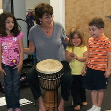 Funga Alafia at CAST Preschool