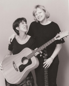 Julie Clark and Linda Goodman, Jam Sandwich